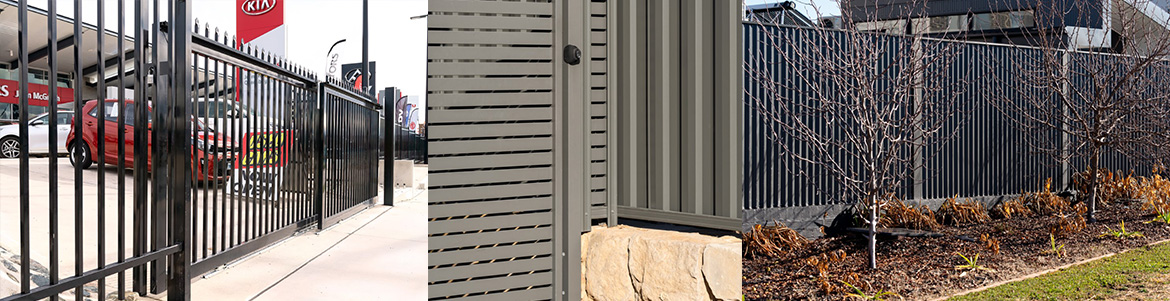 Security Fencing Canberra
